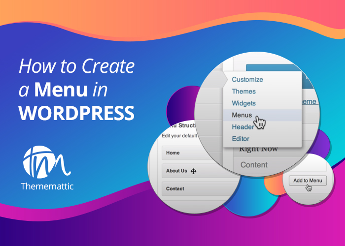 How to Create a Menu in WordPress (Learn with visual tutorials)