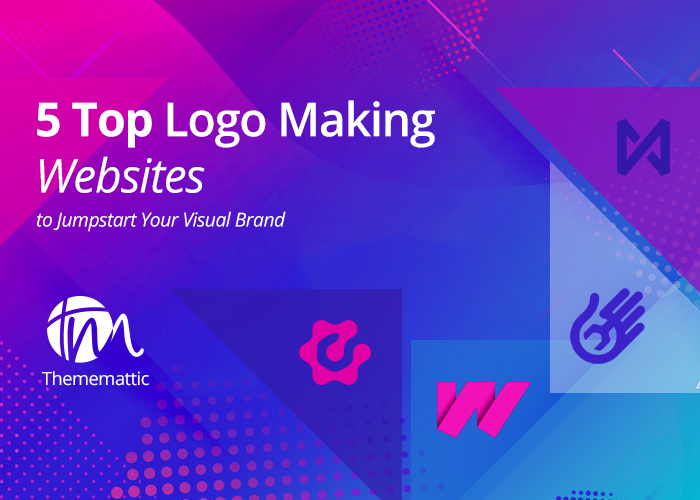 5 great logo-making websites for your visual branding
