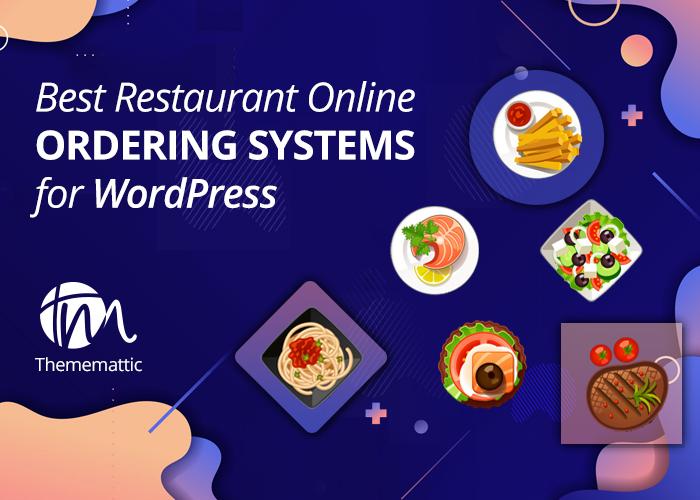 Best Restaurant Online Ordering Systems for your restaurant website