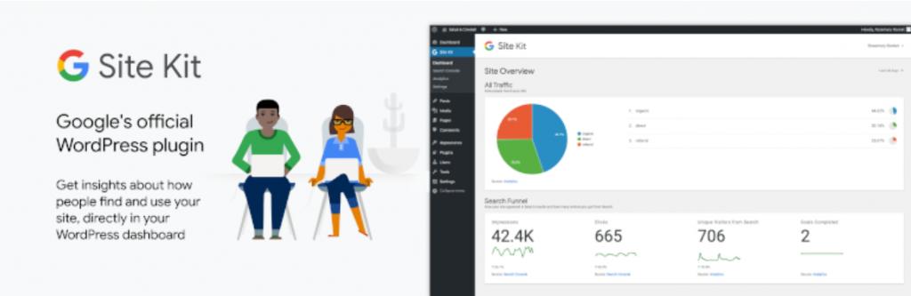 WordPress plugin from Google