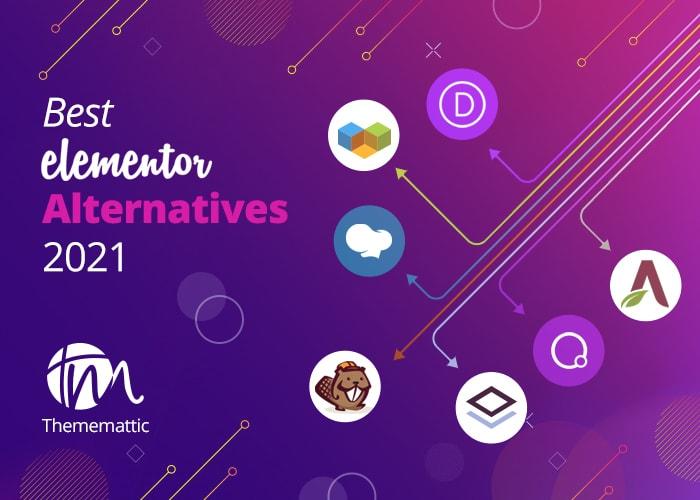 Best Elementor Alternatives 2021